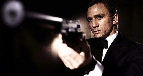 Daniel Craig es el nuevo James Bond!!!
